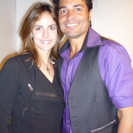 Yisel:Chayanne 6